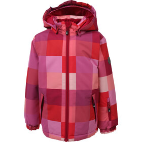 Color Kids Dikson Gefütterte Ski Jacke Kinder raspberry